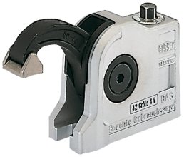 Machine table clamps
