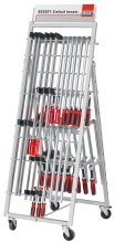 Point of sales Clamp Trolley