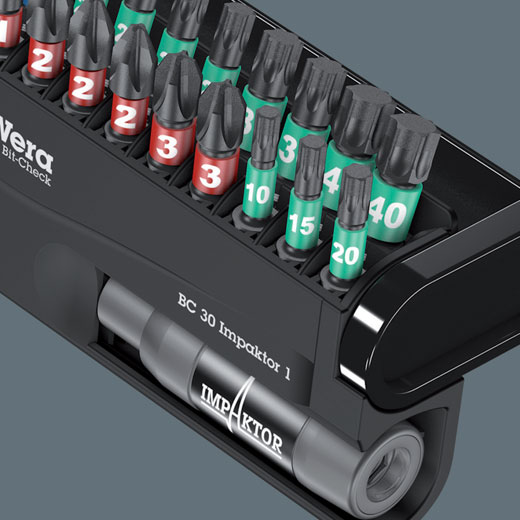 WERA Products for Power Tool Use